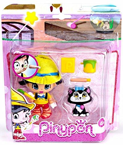 Pinypon-Statuetta Pinocho N/A