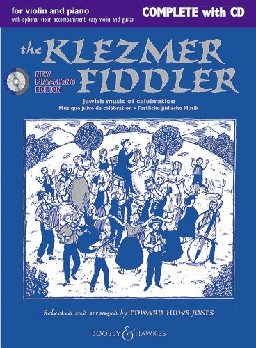 The Klezmer Fiddler (New edition) +CD --...
