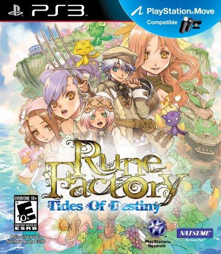 Rune Factory - Tides of Destiny [US Import]