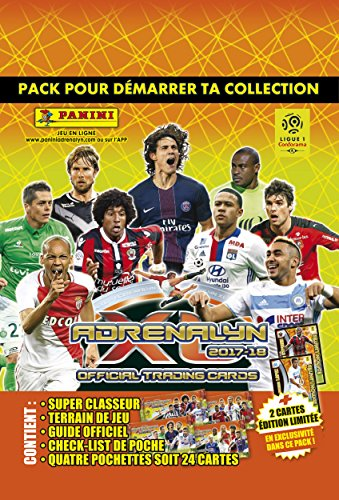 Panini 2320 – 015 Calcio Adrenalyn Starter Pack