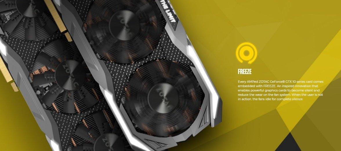 ZOTAC GeForce GTX 1070 AMP! Extreme Edition   pc-kombo com
