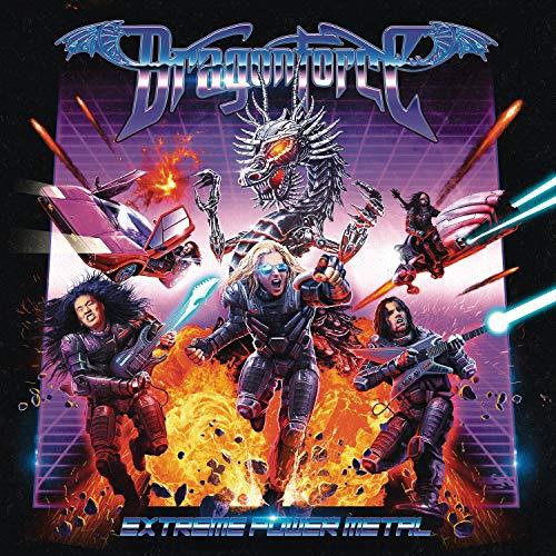 Dragonforce: DragonForce - Extreme Power Metal (Audio CD)