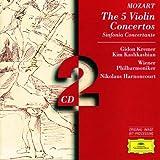 Mozart: 5 Violin Concertos - Sinfonia Concertante