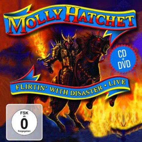 Live - Flirtin' With Disaster [CD + DVD] (Molly Hatchet Live)