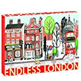 noted - ENDLESS London Legespiel