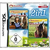 Pferd & Pony - Westernpferd + Mein Gestüt 2 [Software Pyramide] - [Nintendo DS]