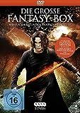 Die große Fantasy-Box - 3 Fantasy-Abenteuer in einer Box (3 DVDs)