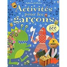 ACTIVITES POUR LES GARCONS