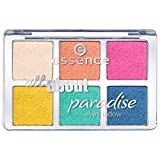 Essence ALL ABOUT PARADISE EYESHADOW PALETTE 12 g Lidschatten