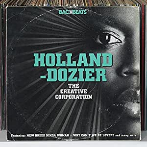 Backbeats Artists Series - Holland & Dozier