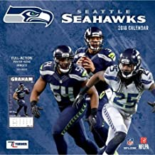 Seattle Seahawks 2018 Calendar