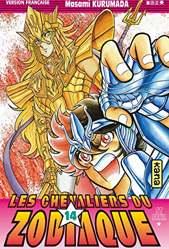 Les Chevaliers du Zodiaque : St Seiya, tome 14