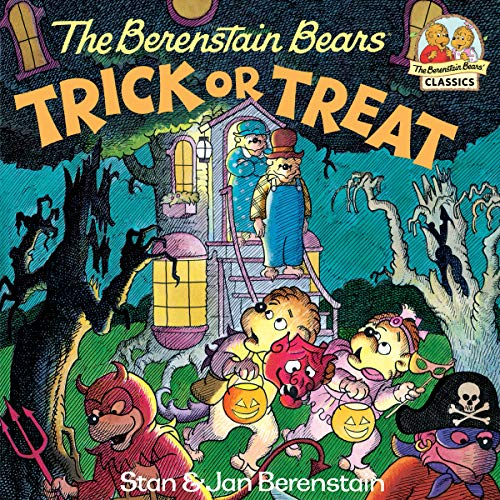 The Berenstain Bears Trick or Treat (First Time Books(R)) (English Edition) (Berenstain Bear Halloween)