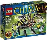 LEGO Chima 70130: Sparratus' Spider Stalker