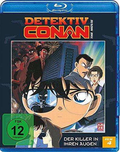 Bild von Detektiv Conan - 4. Film: Der Killer in ihren Augen [Blu-ray]