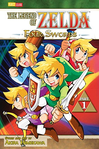 LEGEND OF ZELDA GN VOL 06 (OF 10) (CURR PTG) (C: 1-0-0) (The Legend of Zelda) por Akira Himekawa