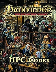 Pathfinder Roleplaying Game: NPC Codex by Jason Bulmahn (2012-12-04)