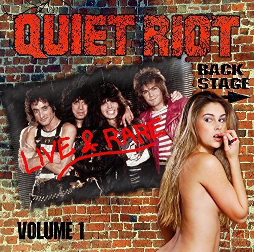 Live & Rare - Volume 1 by Quiet Riot (2015-05-04)