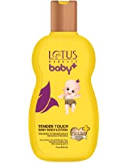 Lotus Herbals Baby+ Tender Touch Baby Body Lotion, 200ml