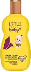 Lotus Herbals Baby+ Tender Touch Baby Body Lotion, 100ml