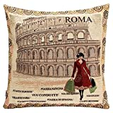 Best Simmons Bath Pillows - Space Editor(TM) European High-Grade Creative Sofa Polyester Cotton Review