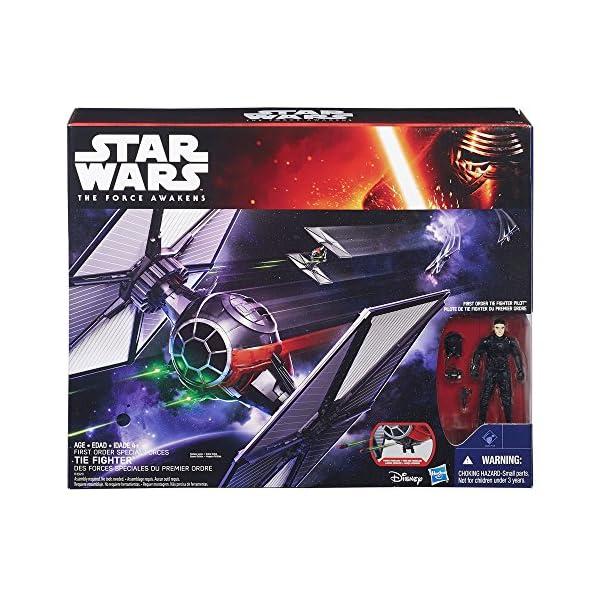 Star Wars - Tie Fighter, figura (Hasbro B3920) 3