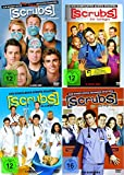 Scrubs: Die Anfänger Die kompletten Staffeln 6-9 (11 DVDs)