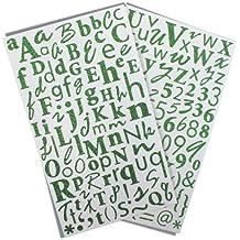 Amazonit Lettere Adesive Dovecraft