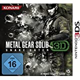 Metal Gear Solid : Snake Eater 3D [import allemand]
