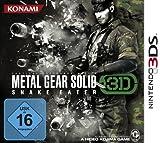 Metal Gear Solid - Snake Eater 3D [Importación alemana]