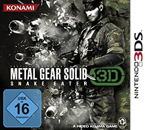 Metal Gear Solid - Snake Eater 3D