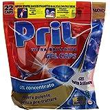 PRIL Caps gel lavastoviglie * 22 pz. - Détergent lave-vaisselle