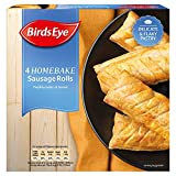 Birds Eye 4 Homebake Sausage Rolls, 360g (Frozen)