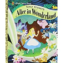 Walt Disney's Alice in Wonderland (Little Golden Books (Random House))