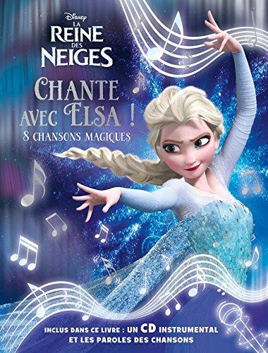 Reine des neiges, GRAND LIVRE CD+CHANSON...