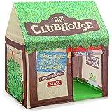 Benebomo Base intérieure secrète des Enfants Jardin ou extérieur, Arbre Pop-up Play Tents pour Les Cadeaux des Enfants, Natur