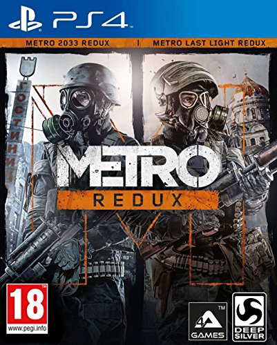 Metro Redux [Importación Inglesa]