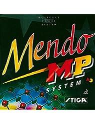 Table Tennis Rubber Stiga MP System, max, black