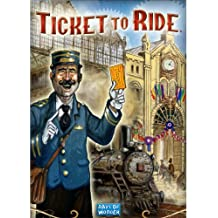 Ticket to Ride  [Code Jeu]