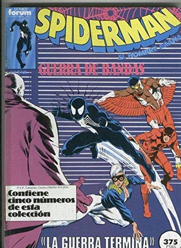 Spiderman volumen 1 retapado 146 al 150
