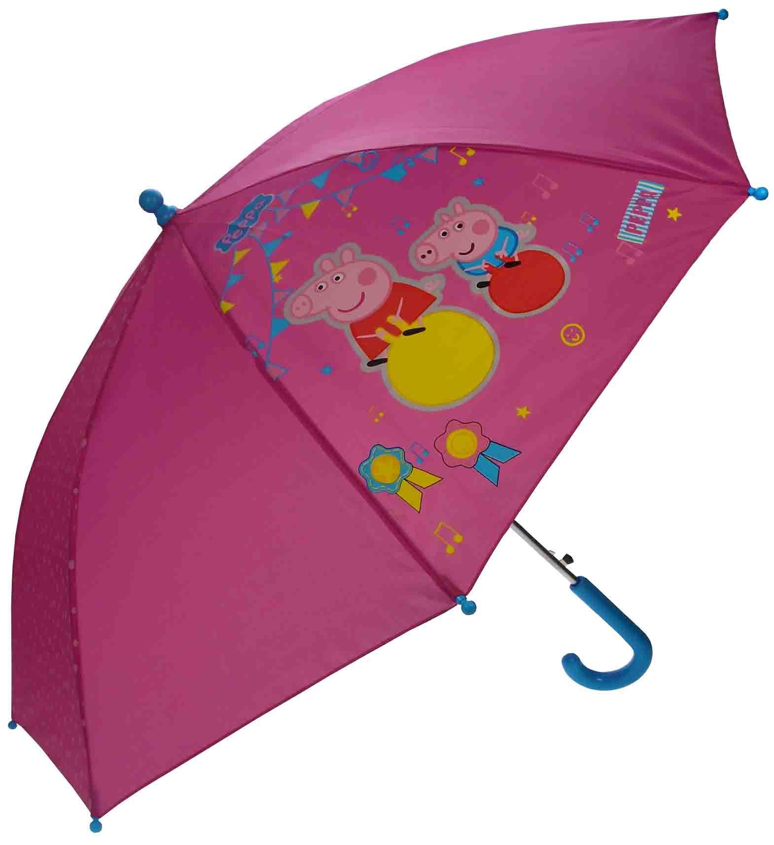 Peppa-Pig-Party-Spiele-Regenschirm-automatic