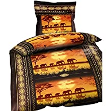 suchergebnis auf f r bettw sche afrika biber. Black Bedroom Furniture Sets. Home Design Ideas