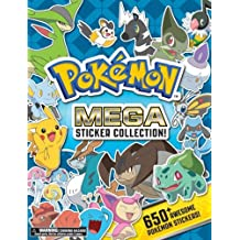 Pokemon Mega Sticker Collection (Pokemon Pikachu Press)