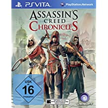 Ubisoft Assassin's Creed - Chronicles PS Vita Basic PlayStation Vita German video game - Video Games (PlayStation Vita, Action, T (Teen))
