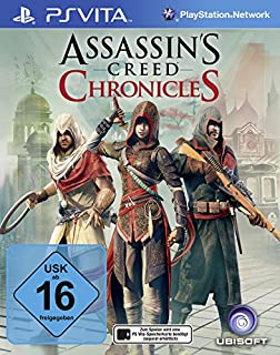 Assassin's Creed: Chronicles Trilogie [German Version] (B019CPSY4C) | Amazon price tracker / tracking, Amazon price history charts, Amazon price watches, Amazon price drop alerts