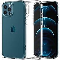 Spigen Ultra Hybrid Back Cover Case Designed for iPhone 12 | iPhone 12 Pro - Crystal Clear