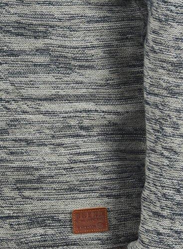 BLEND Batuso - Pull - Homme Offwhite (70005)