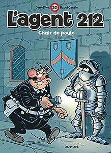 """Afficher """"L'Agent 212 n° 20 Chair de poule : Vol.20"""""""