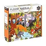 Petit Collage Floor Puzzle | Verzauberter Wald