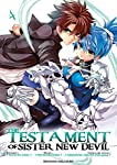 The Testament of Sister New Devil Edition simple Tome 4
